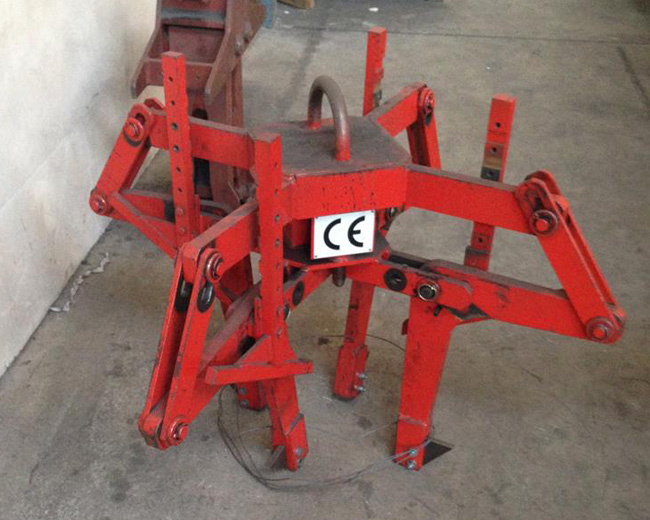 Progress clamp, 3.5 Ton.