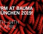 WRM at BAUMA München 2019!